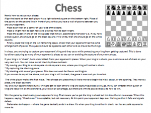 graphic about Printable Chess Rules titled Chess Cheat Sheet Solar Mastering